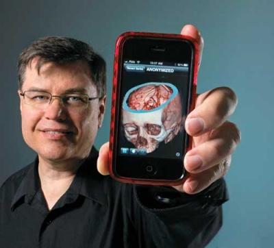 วินิจฉัย Stroke ด้วย iPhone App